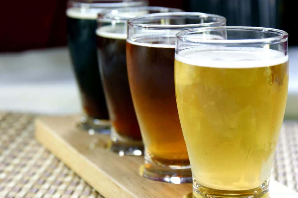 9 Must-Try Visalia Restaurants: Craft Beer Sampler