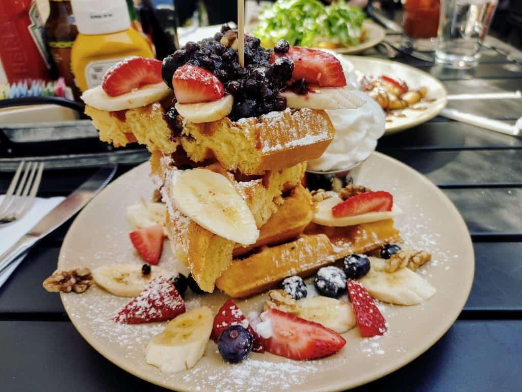 8 Must-Try Danville Restaurants: Belgian Waffles