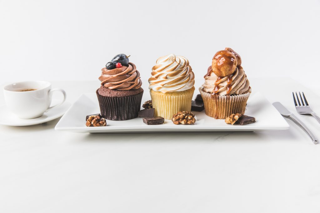 9 Must-Try Visalia Restaurants: Cupcakes