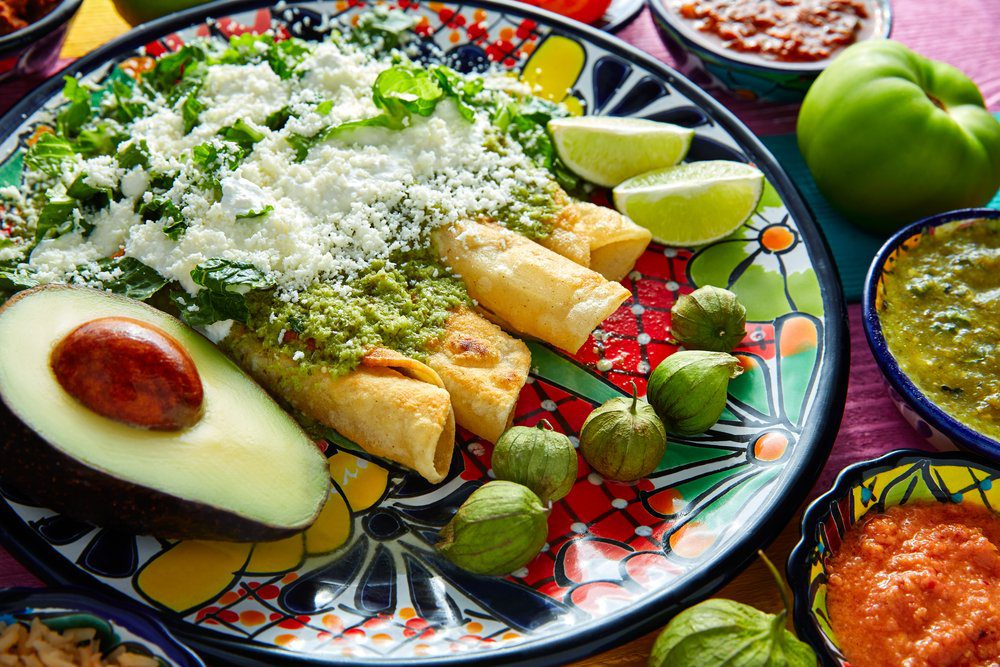 12 Best Cabo San Lucas Restaurants:  Enchiladas