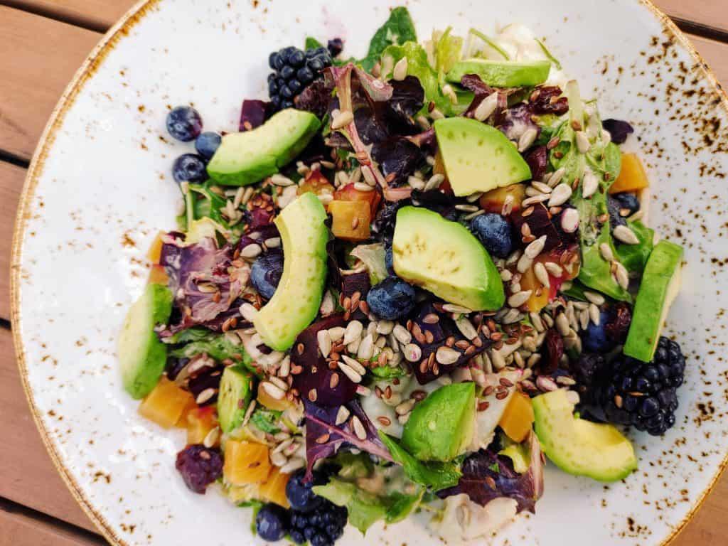 8 Must-Try Danville Restaurants: Super Food Salad