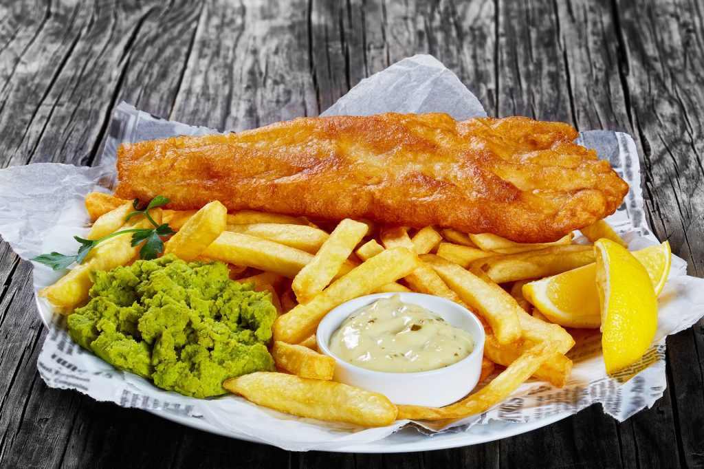 9 Must-Try Visalia Restaurants: Fish and Chips