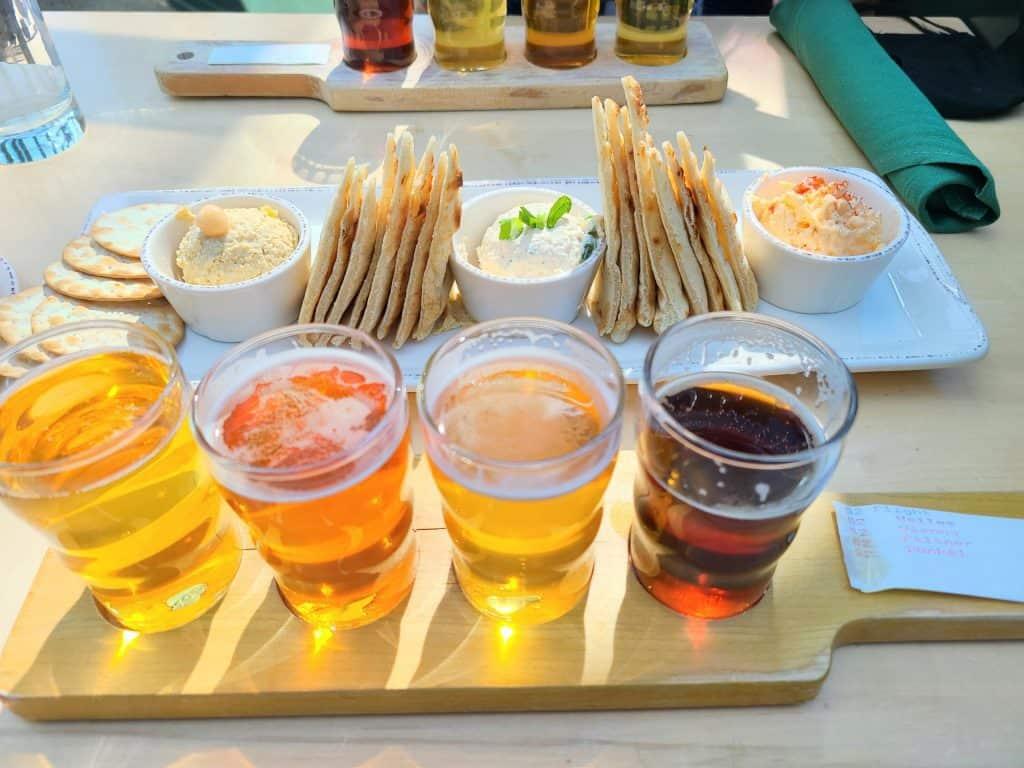 The Best Stowe VT Restaurants:  Three Dips