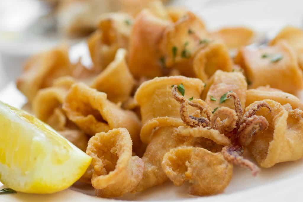 7 Best Banner Elk Restaurants: Fried Calamari