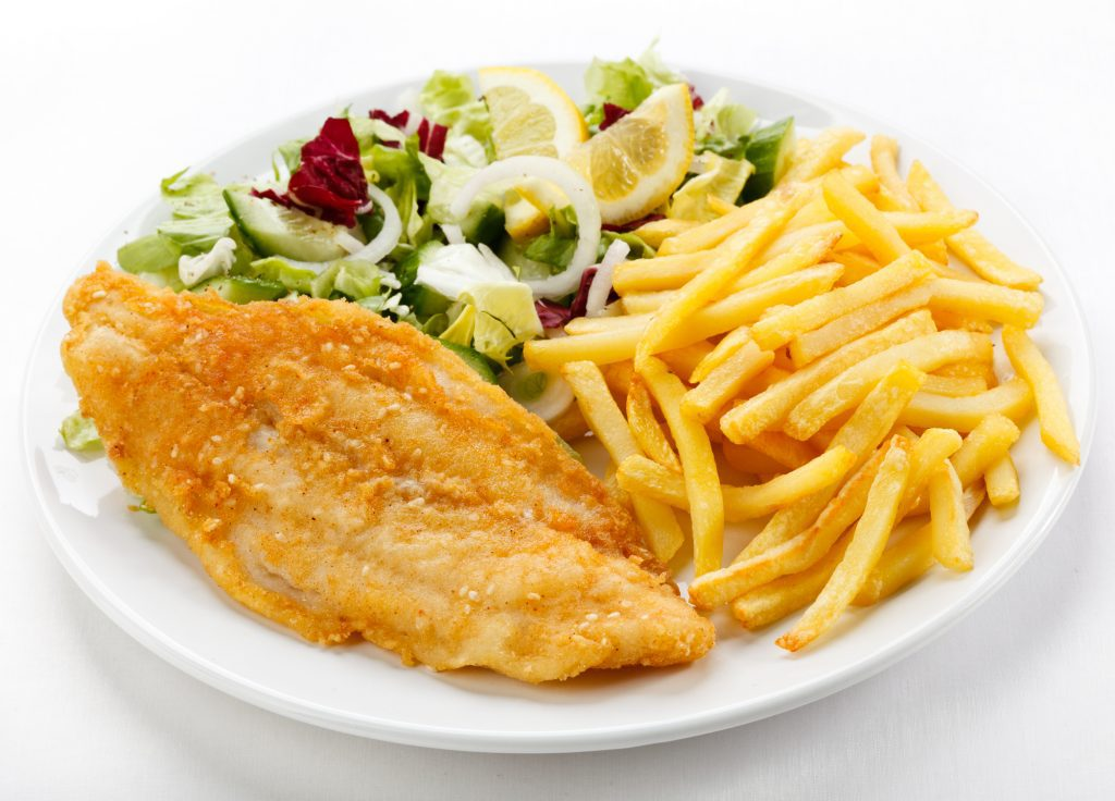 13 Must-Try La Paz Restaurants: Fried Fish