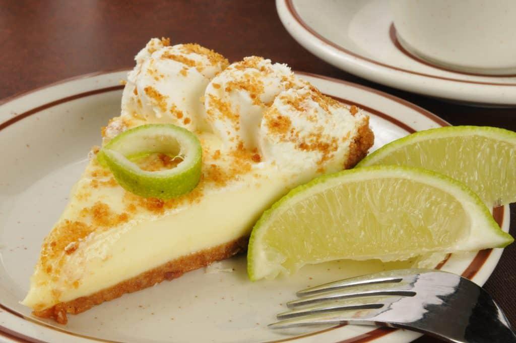 Best Half Moon Bay Coastside Restaurants:   Key Lime Pie