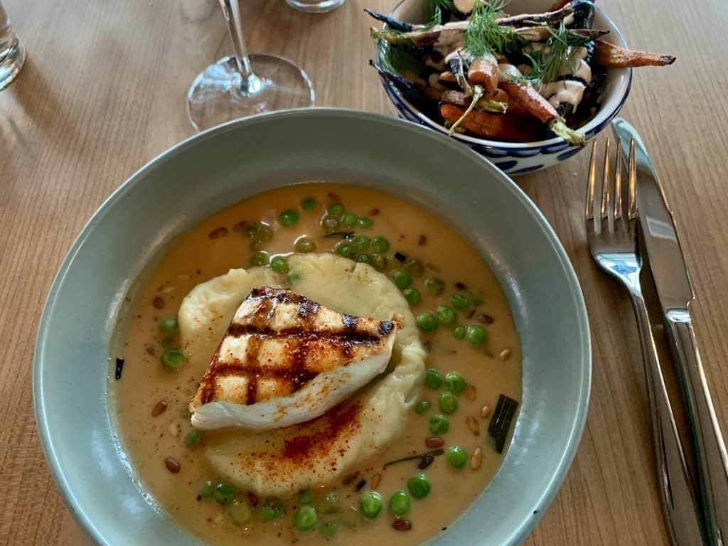 Eleven Great Restaurants On Daniel Island: Swordfish