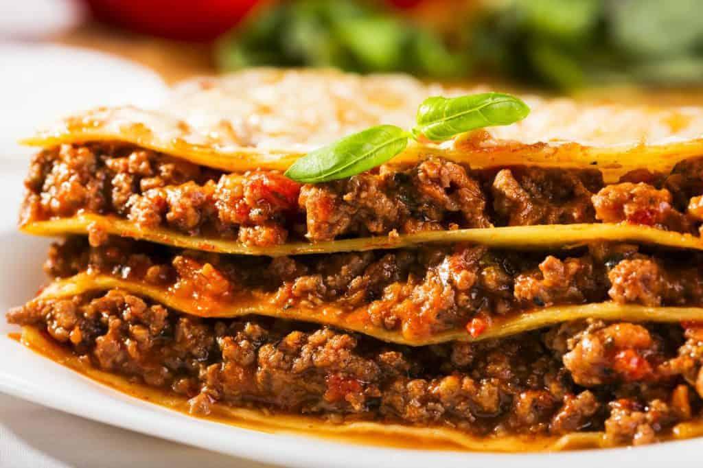 The 13 Best Restaurants in Lexington: Lasagna