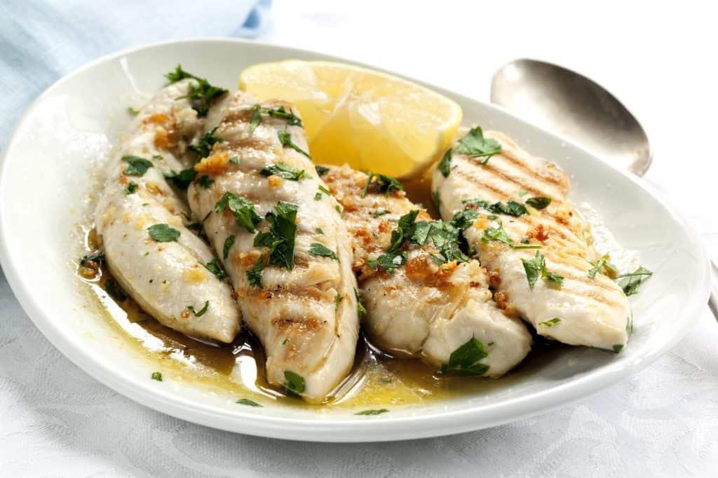 13 Best Restaurants in Lexington: Lemon Butter Chicken