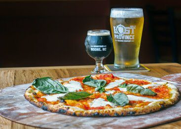 8 Boone NC Restaurants: Wood-Fired Oven Pizza