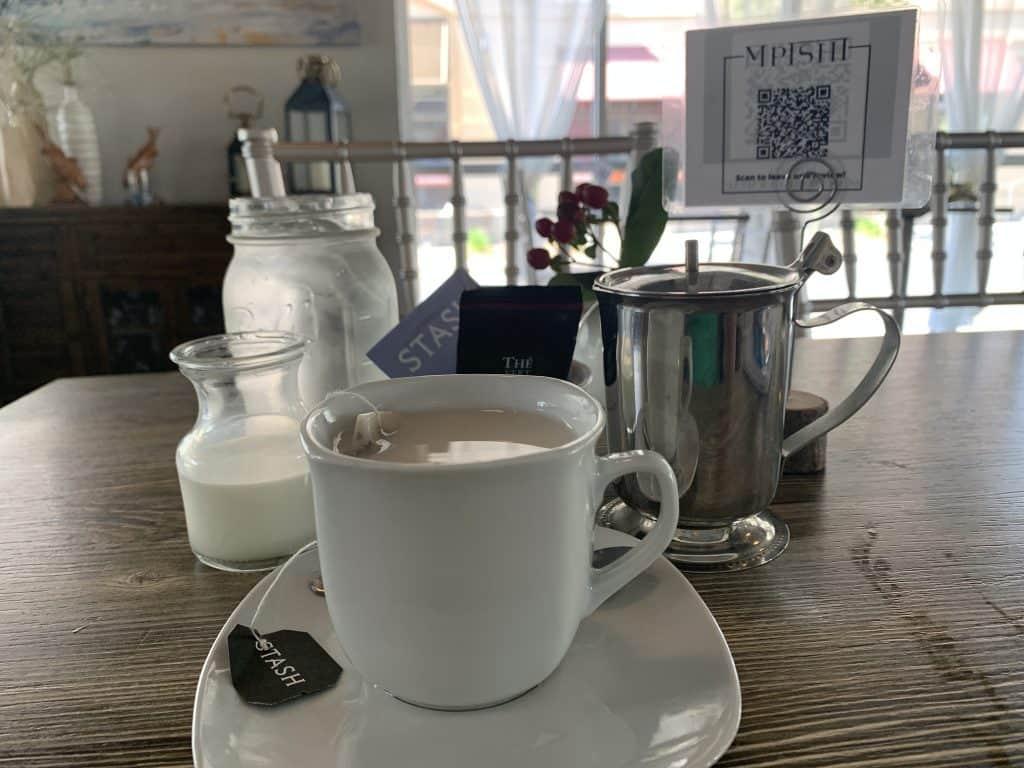 Eleven Great Restaurants On Daniel Island:  Tea