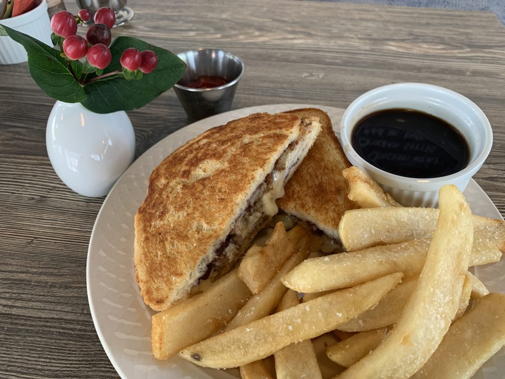 Eleven Great Restaurants On Daniel Island:    Thanksgiving Sandwich
