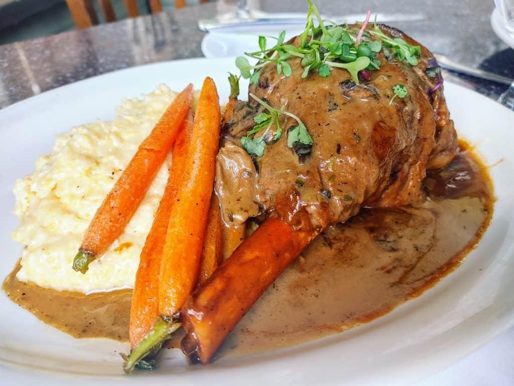 8 Must-Try Danville Restaurants: Osso Bucco
