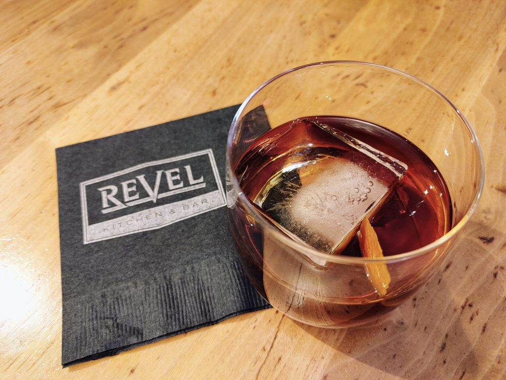 8 Must-Try Danville Restaurants:  Out of Bounds drink