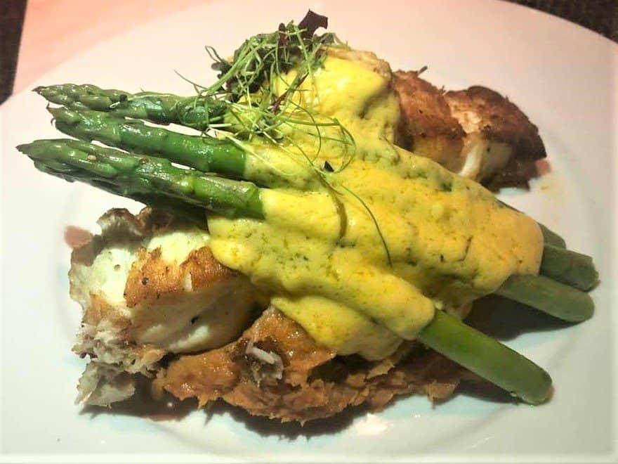 The Best Hilton Head Restaurants: Pan-Seared Grouper