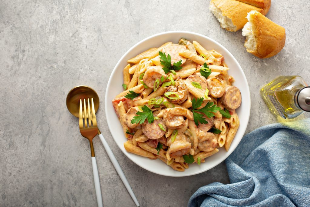 9 Must-Try Visalia Restaurants: Pasta Jambalaya