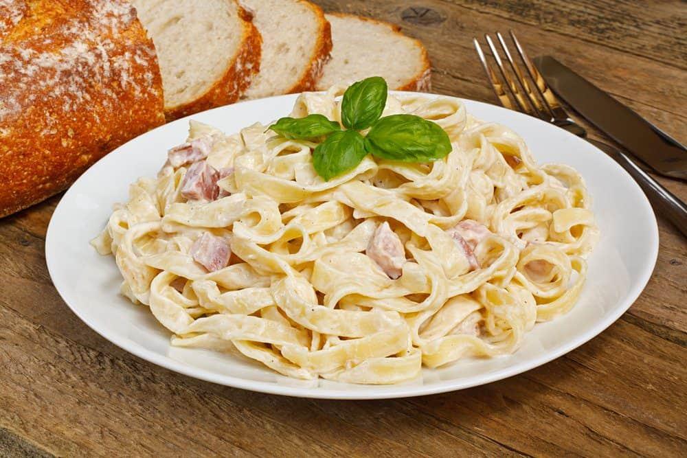 Seven Must-Try Barracks Row Restaurants: Carbonara