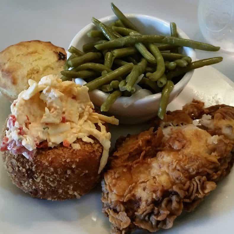 8 Boone NC Restaurants: Fried Chicken