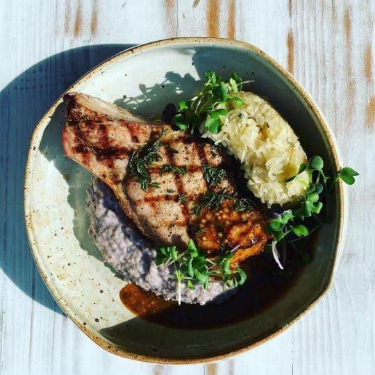7 Best Banner Elk Restaurants: Cheshire pork chop