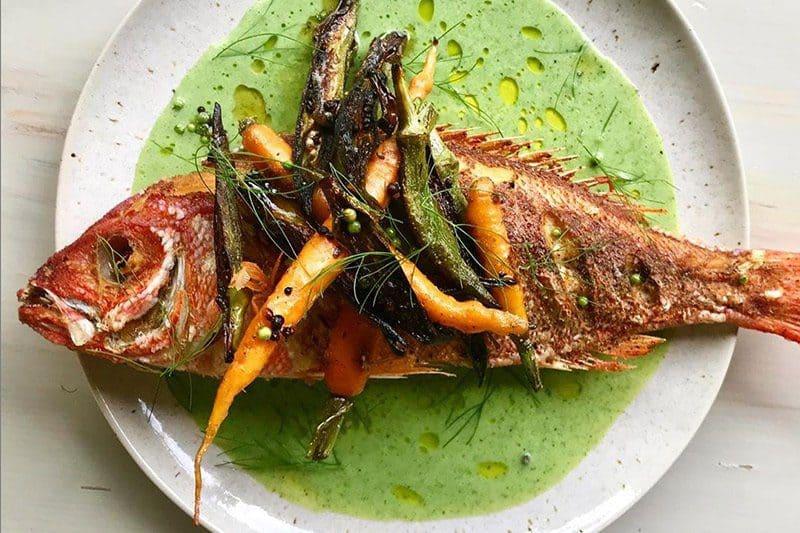 7 Best Banner Elk Restaurants: Grilled Fish