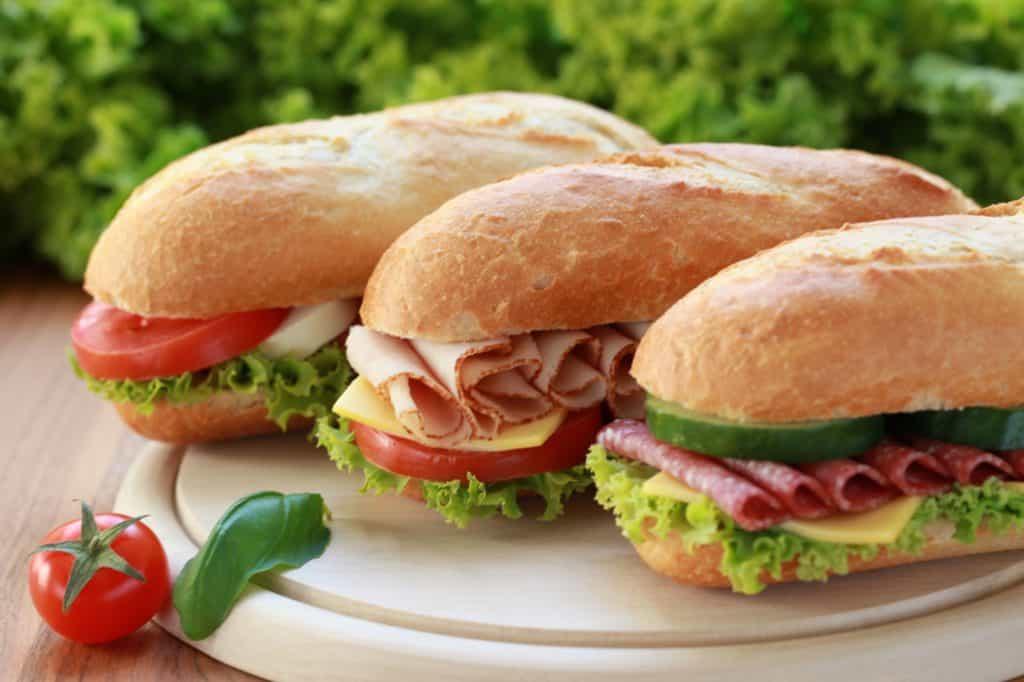 Eight Must-Try Restaurants in Bainbridge: Sandwiches