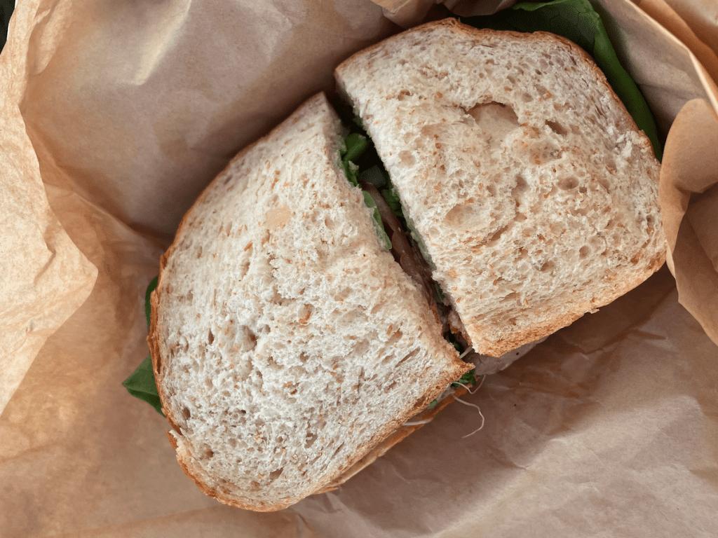 Leodas roast beef sandwich is one of the best sandwiches | lahaina restaurants.
