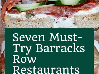 Seven Must-Try Barracks Row Restaurants Where to Eat in Washington, D.C.