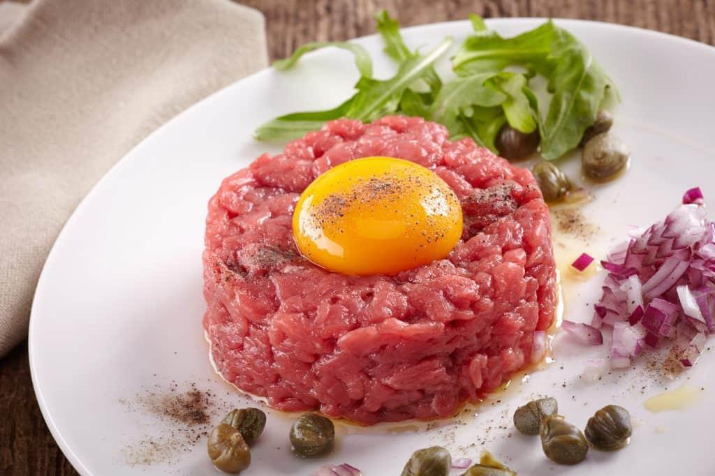 7 Best Banner Elk Restaurants: Steak Tartare