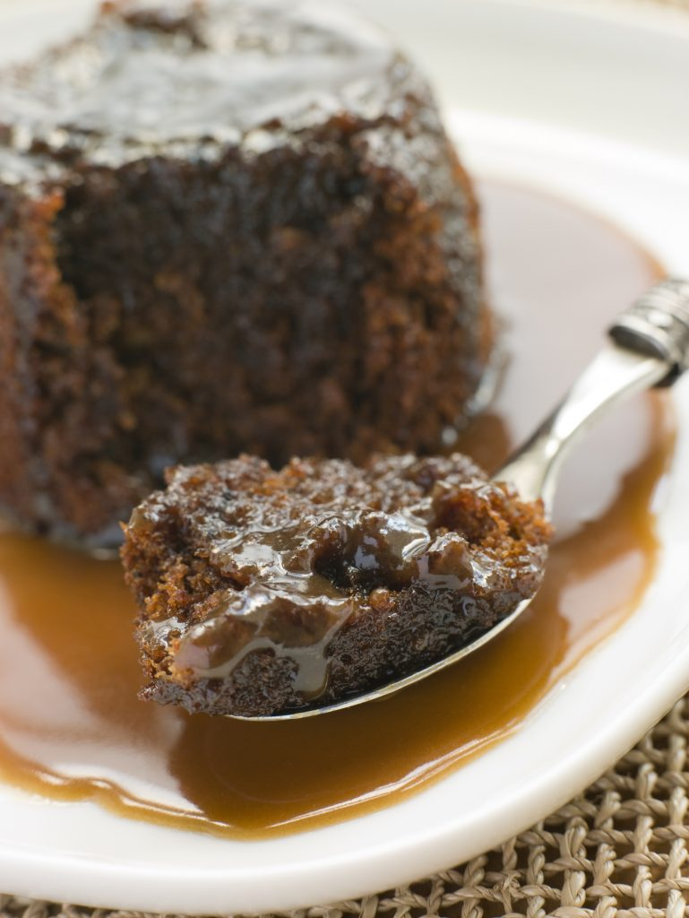 7 Best Banner Elk Restaurants: Sticky Toffee Pudding