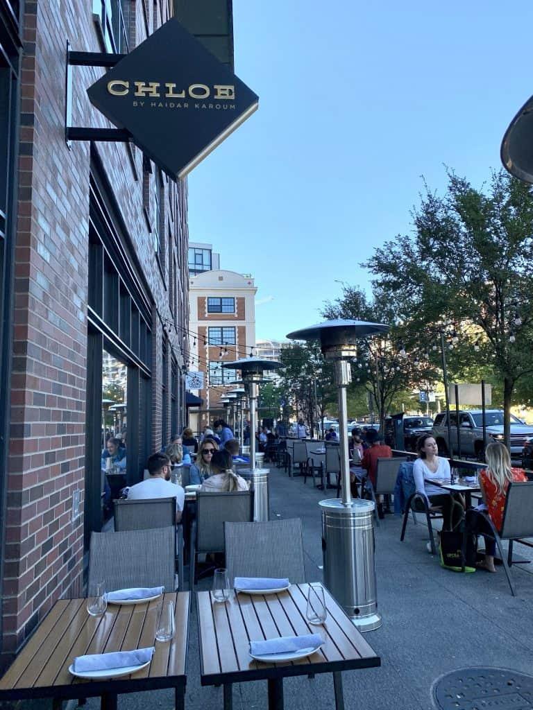 7 Must-Try D.C. Navy Yard Restaurants:   Chloe