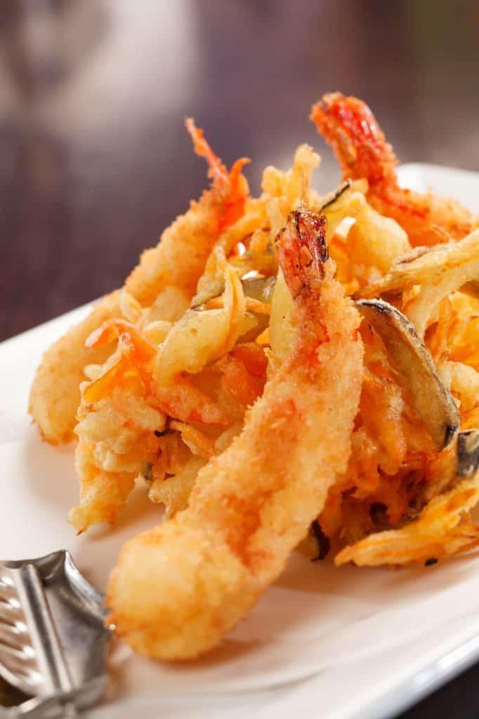 12 Best Cabo San Lucas Restaurants: Tempura Shrimps
