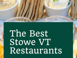 The Best Stowe VT Restaurants 7 Must-Try Stowe Restaurants
