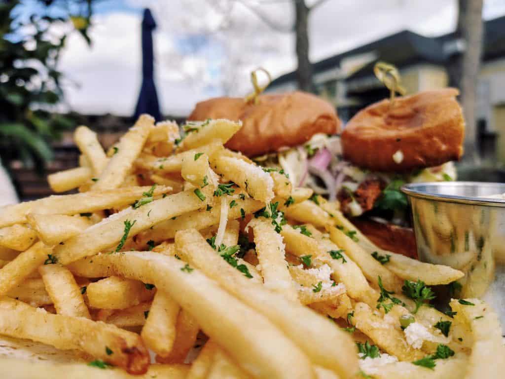 8 Must-Try Danville Restaurants: Truffle Fries