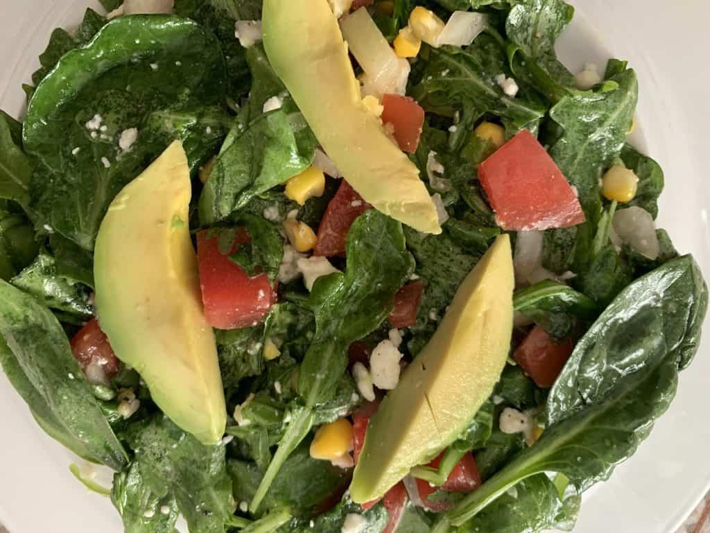 Eleven Great Restaurants On Daniel Island:   Salad Special
