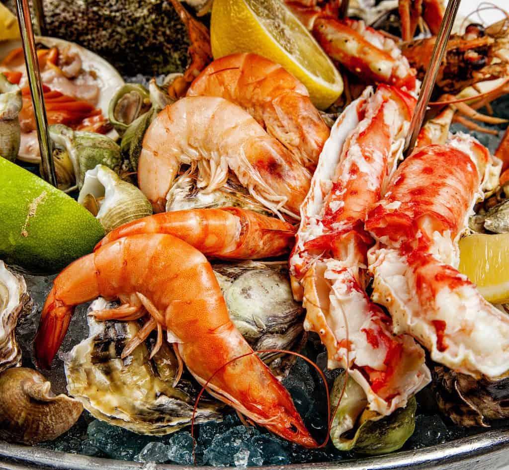 12 Best Cabo San Lucas Restaurants:  Seafood Mix