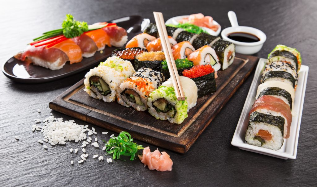 9 Must-Try Visalia Restaurants: Sushi