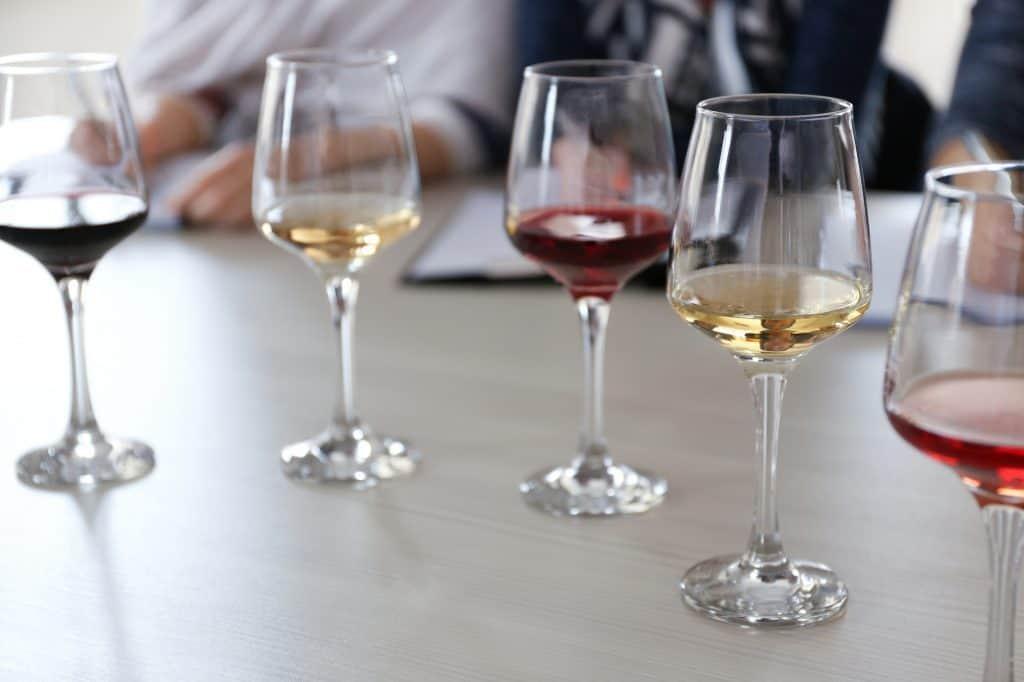 7 Best Banner Elk Restaurants:  Wine Tasting
