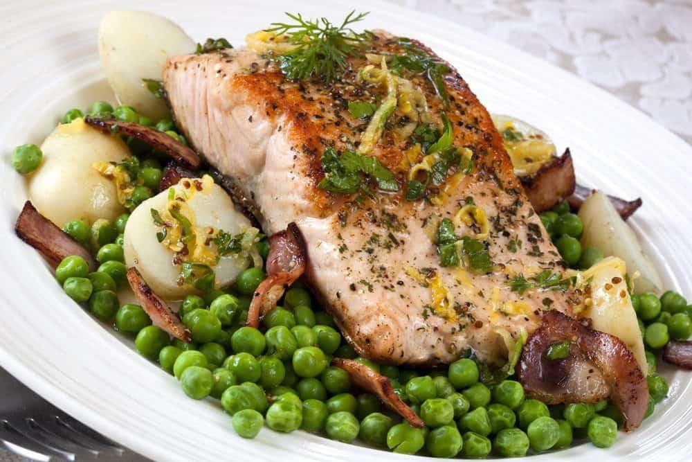 5 Best Scottsdale AZ Restaurants: Atlantic Salmon