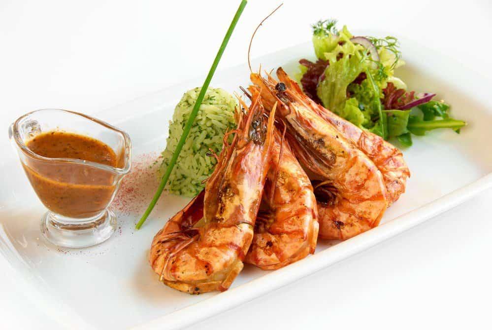 7 Best Restaurants in Ludington MI: Bang Bang Shrimp