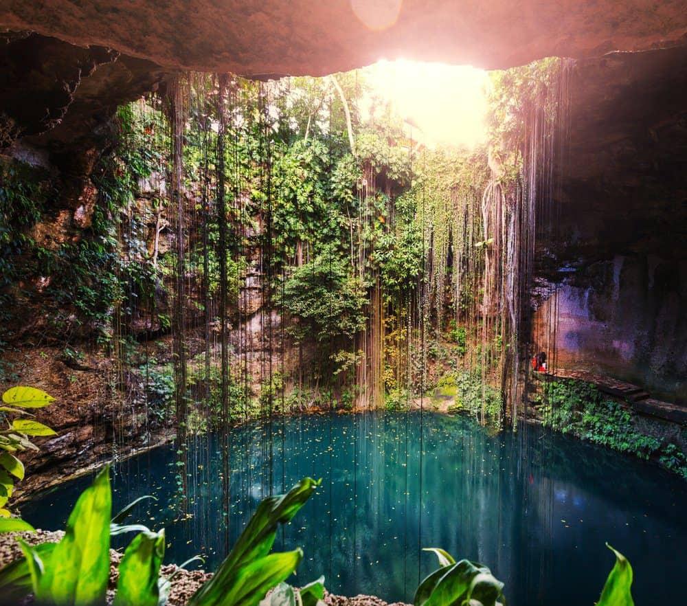 Best Things To Do In Tulum: Cenote Calavera