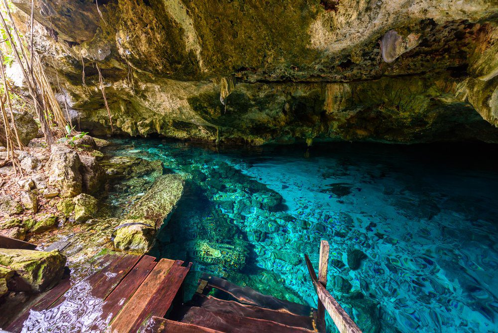 Best Things To Do In Tulum: Cenotes Dos Ojos