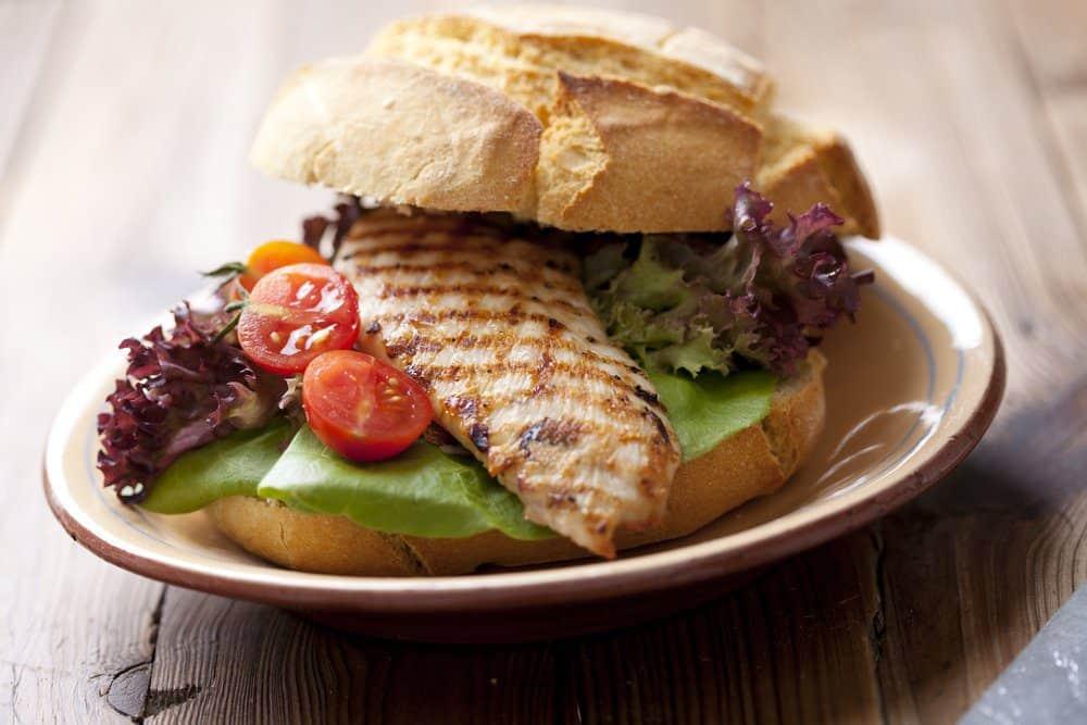 7 Must-Try Bay St. Louis Restaurants: Chicken Sandwich