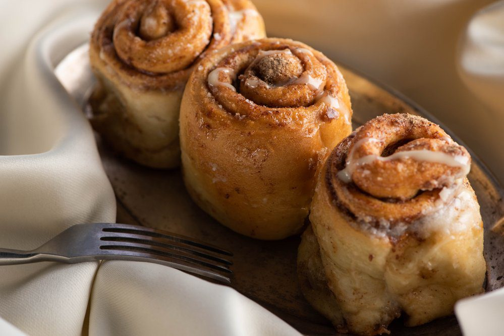 5 Best Scottsdale AZ Restaurants: Cinnamon Rolls