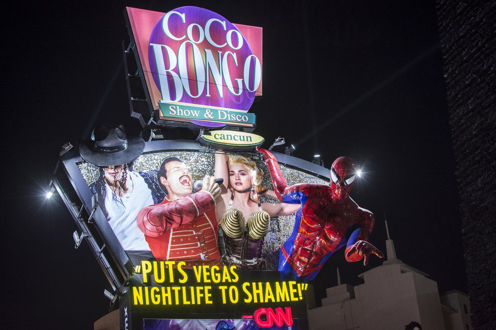 Coco Bongo Billboard