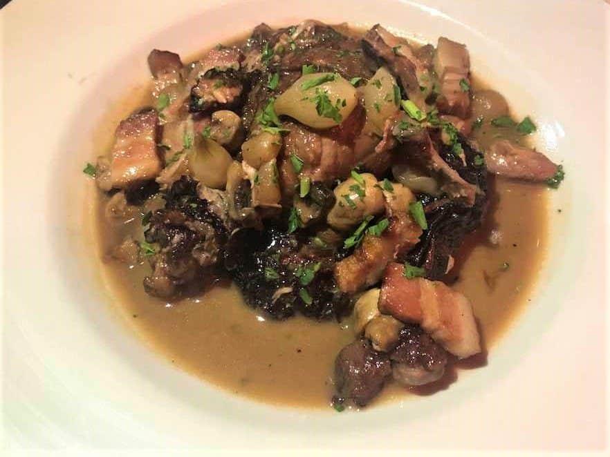 8 Must-Try Downtown Charleston Restaurants: Coq Au Vin