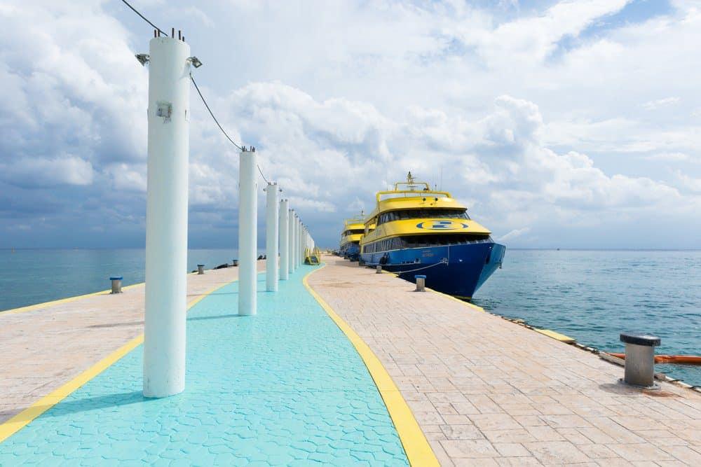 16 Best Things To do In Playa Del Carmen: Ferry