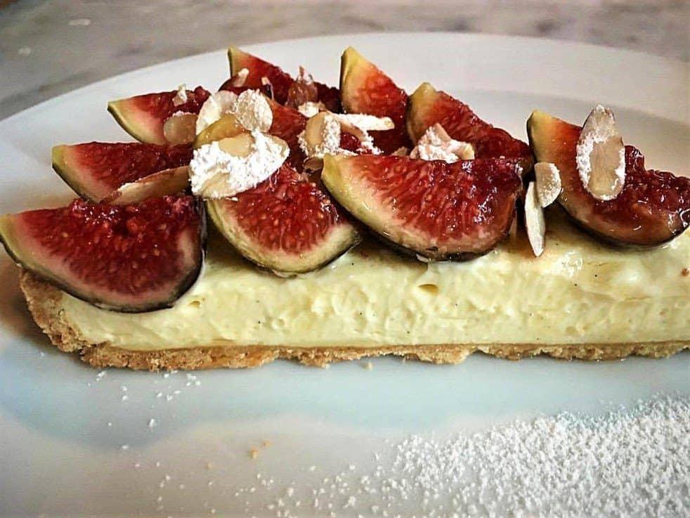 8 Must-Try Downtown Charleston Restaurants: Fig Tart