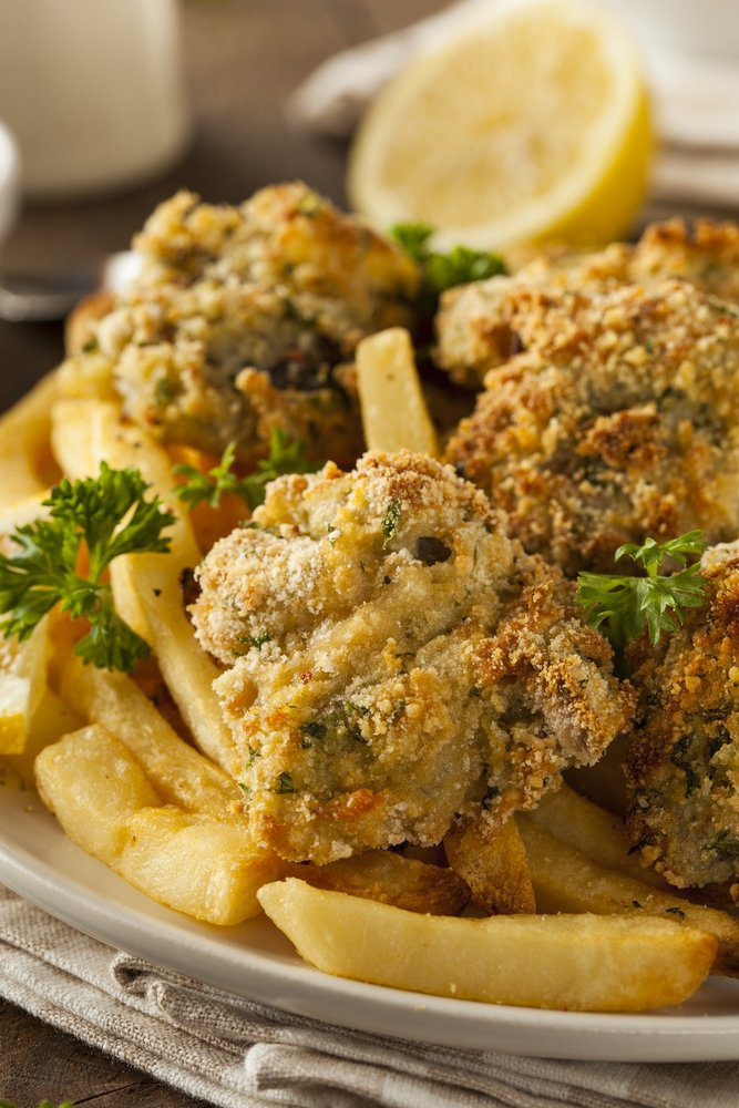 15 Must-Try Sanibel Island Restaurants: Fried Oysters