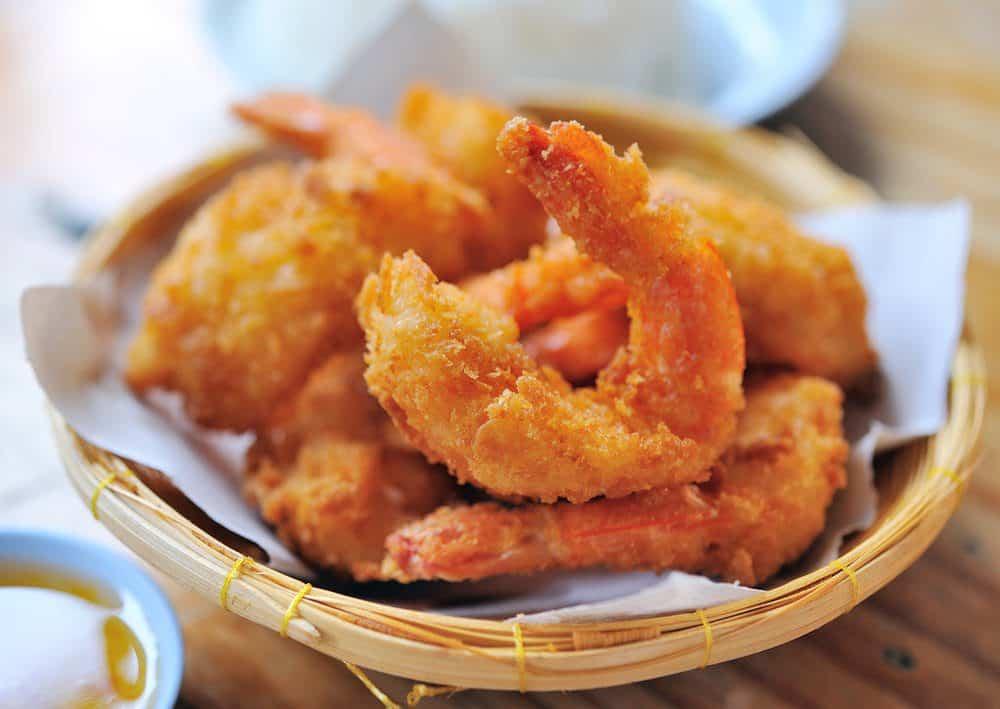 7 Must-Try Bay St. Louis Restaurants: Fried Shrimp