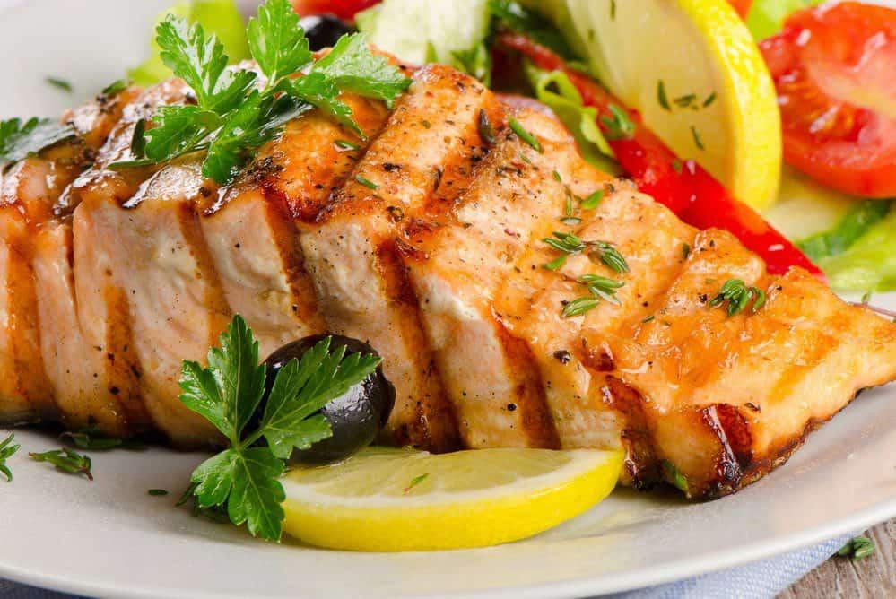 5 Best Scottsdale AZ Restaurants: Grilled Salmon